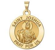 Saint Joshua Religious Medal  EXCLUSIVE