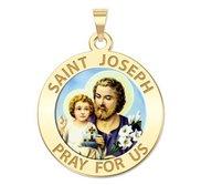 Saint Joseph Religious Medal  EXCLUSIVE
