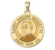 Saint Andre Bessette Round Medal  EXCLUSIVE