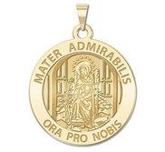 Mater Admirabilis Religious Medal  EXCLUSIVE