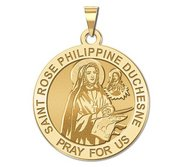 Saint Rose Phillippine Duchesne Religious Medal  EXCLUSIVE