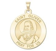 Saint Oliver Plunkett Religious Medal  EXCLUSIVE