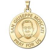 San Giuseppe Moscati Religious Medal  EXCLUSIVE