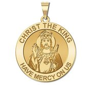 Christ the King Religious Medal  EXCLUSIVE