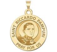 Saint Riccardo Pampuri Religious Medal    EXCLUSIVE