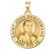 Saint John Berchmans Religious Medal  EXCLUSIVE