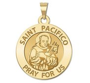 Saint Pacifico Religious Medal    EXCLUSIVE