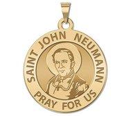 Saint John Neumann Religious Medal  EXCLUSIVE