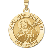 Saint John Gualbert Religious Medal  EXCLUSIVE