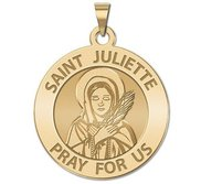 Saint Juliette Religious Medal   EXCLUSIVE