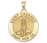 Saint Lazarus Religious Medal   EXCLUSIVE