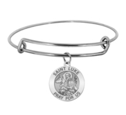 Saint Luke Expandable Bracelet