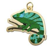 Lizard   Chameleon Charm
