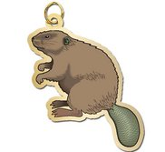 Beaver Charm