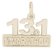 MARATHON 13 1 W DIAMOND ENGRAVABLE