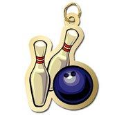 Bowling Charm