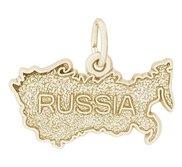RUSSIA ENGRAVABLE