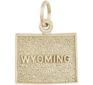 WYOMING ENGRAVABLE
