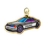 Police Car Charm