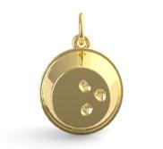 GOLD PAN ENGRAVABLE