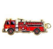 Firetruck Charm