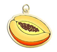 Mango Charm