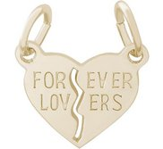 FOREVER LOVERS ENGRAVABLE