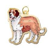 Dog   St  Bernard Charm