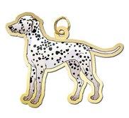 Dog   Dalmation Charm