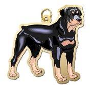 Dog   Rottweiller Charm