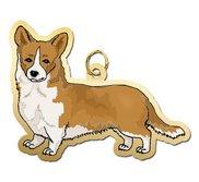 Dog   Welsch Corgi Charm