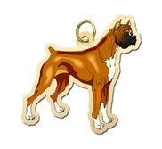 Dog   Boxer Charm