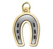 Horseshoe Charm