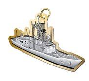 Battleship Charm