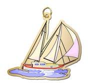 Sailboat Charm