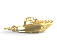SPEEDBOAT ENGRAVABLE