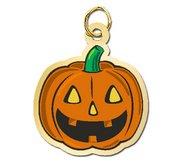 Jack O  Lantern   Pumpkin Charm