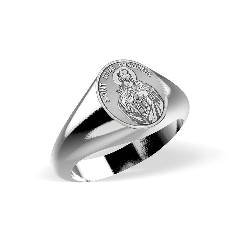 29a4665b07d99 Saint Jude Signet Ring EXCLUSIVE