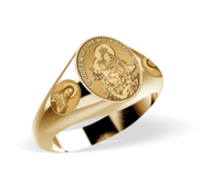 Scapular Ring  EXCLUSIVE