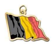 Belgium Flag Charm