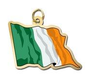 Ireland Flag Charm