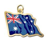 Australia Flag Charm