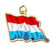 Netherlands Flag Charm