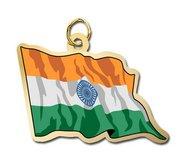 India Flag Charm