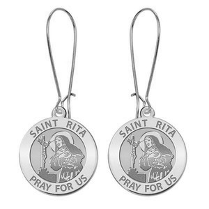 Saint Rita Earrings  EXCLUSIVE