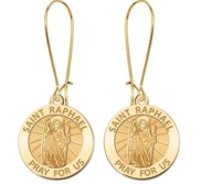 Saint Raphael Earrings  EXCLUSIVE