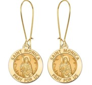 Saint Monica Earrings  EXCLUSIVE