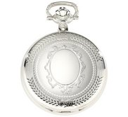 Charles Hubert Paris Hunter Case Quartz Pocket Watch