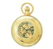 Charles Hubert Gold Tone Pocket Watch