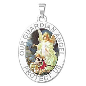 Our Guardian Angel   Medal   EXCLUSIVE